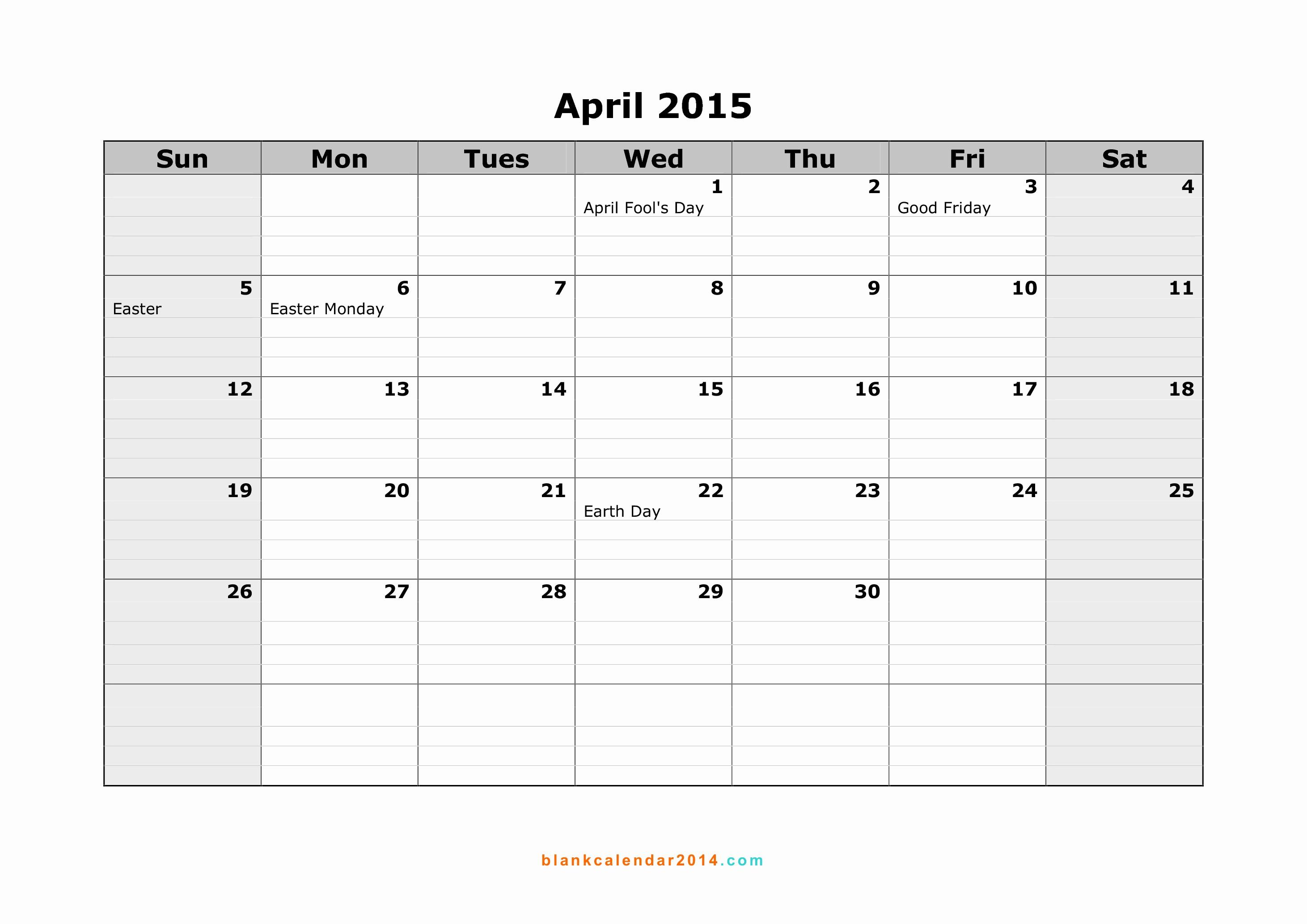 December 2015 Calendar Word Document Luxury April Calendar Word Document