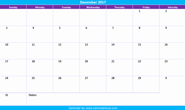 December 2017 Calendar Template Word Awesome 2017 December Calendar Template Download Word Excel