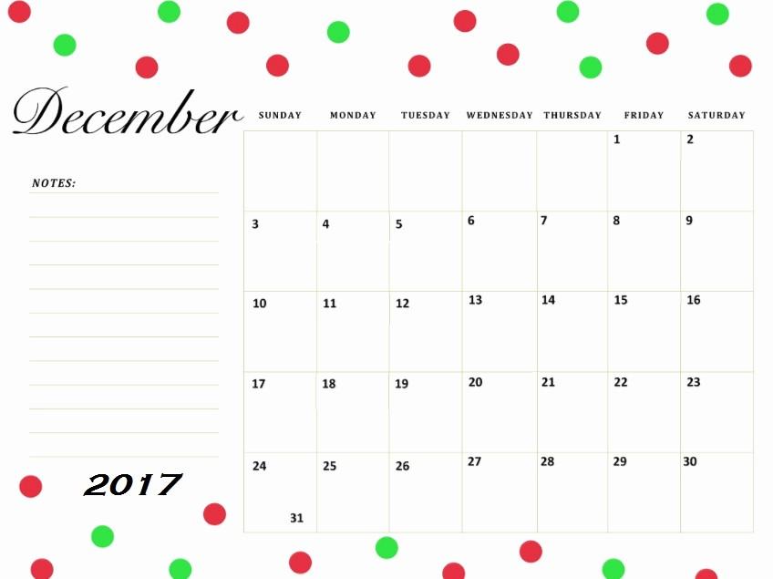 December 2017 Calendar Template Word Lovely December 2017 Printable Calendar Excel Word Pdf