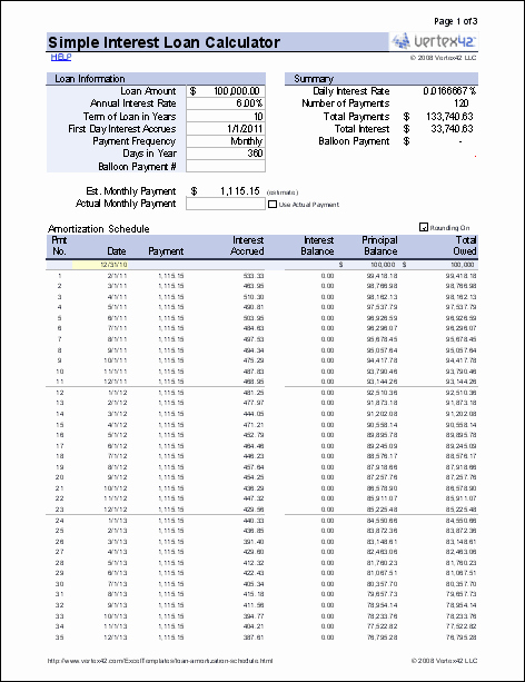 Deferred Payment Loan Calculator Excel New Retirement Calculator Vertex42 Retirement Calculator