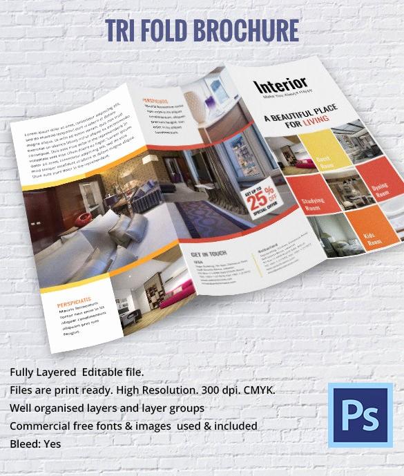 Design A Pamphlet In Word Fresh Tri Fold Brochure Template – 45 Free Word Pdf Psd Eps