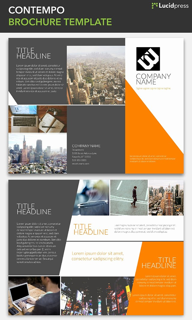 Design A Pamphlet In Word Inspirational 21 Creative Brochure Cover Design Ideas for Your Inspiration