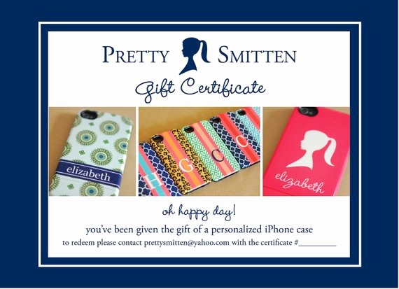 Design Your Own Gift Certificate Awesome Unavailable Listing On Etsy