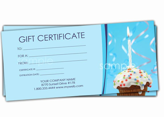 Design Your Own Gift Certificate Elegant Print Your Own Gift Certificates Using Easy Templates