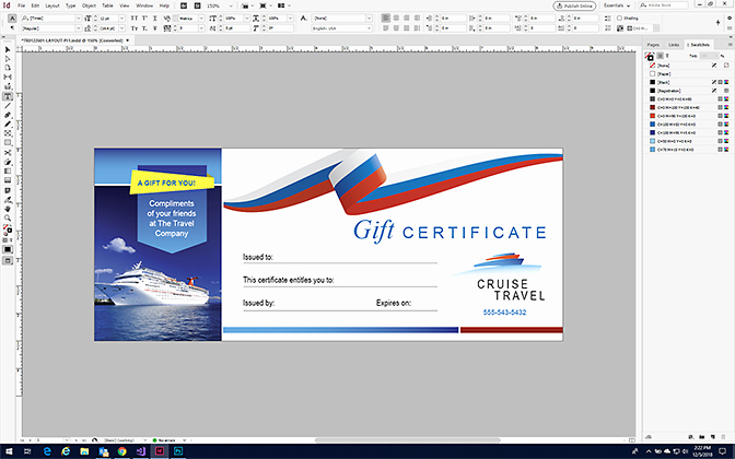 Design Your Own Gift Certificate Fresh Make A Gift Certificate
