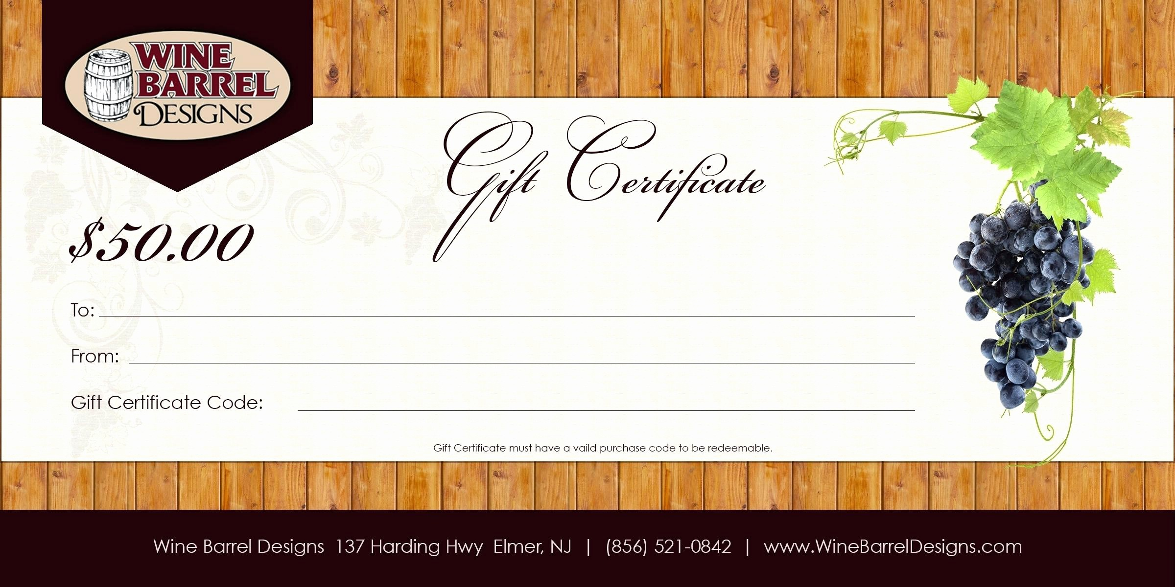Design Your Own Gift Certificate Unique Template Picture Bookmark Template