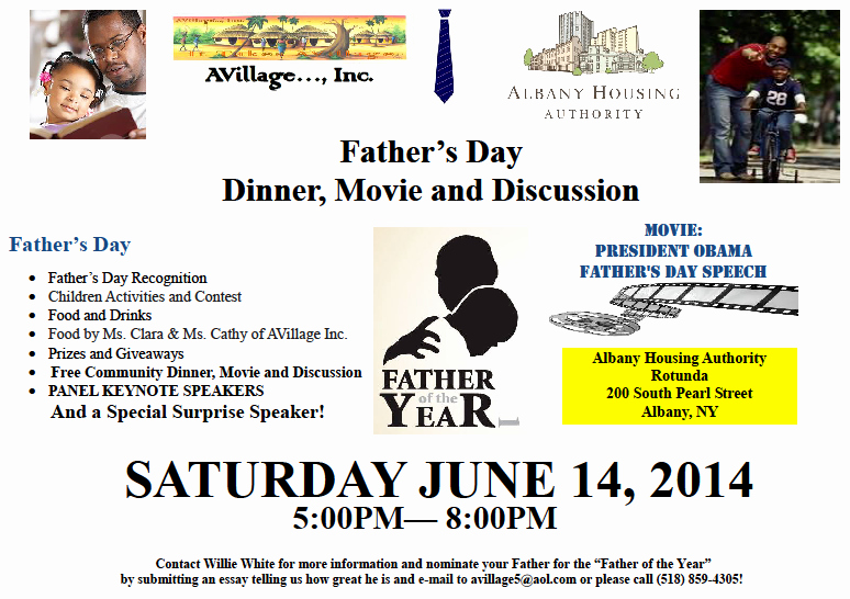 Dinner and A Movie Flyer Awesome Father S Day Dinner Movie & Discussion Albany Housing