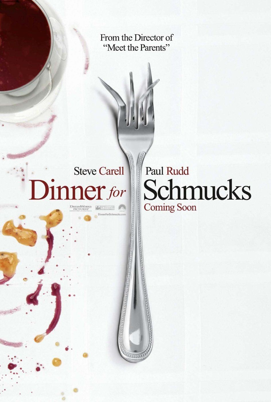 Dinner and A Movie Flyer Beautiful Dinner for Schmucks 3 Of 3 Extra Movie Poster