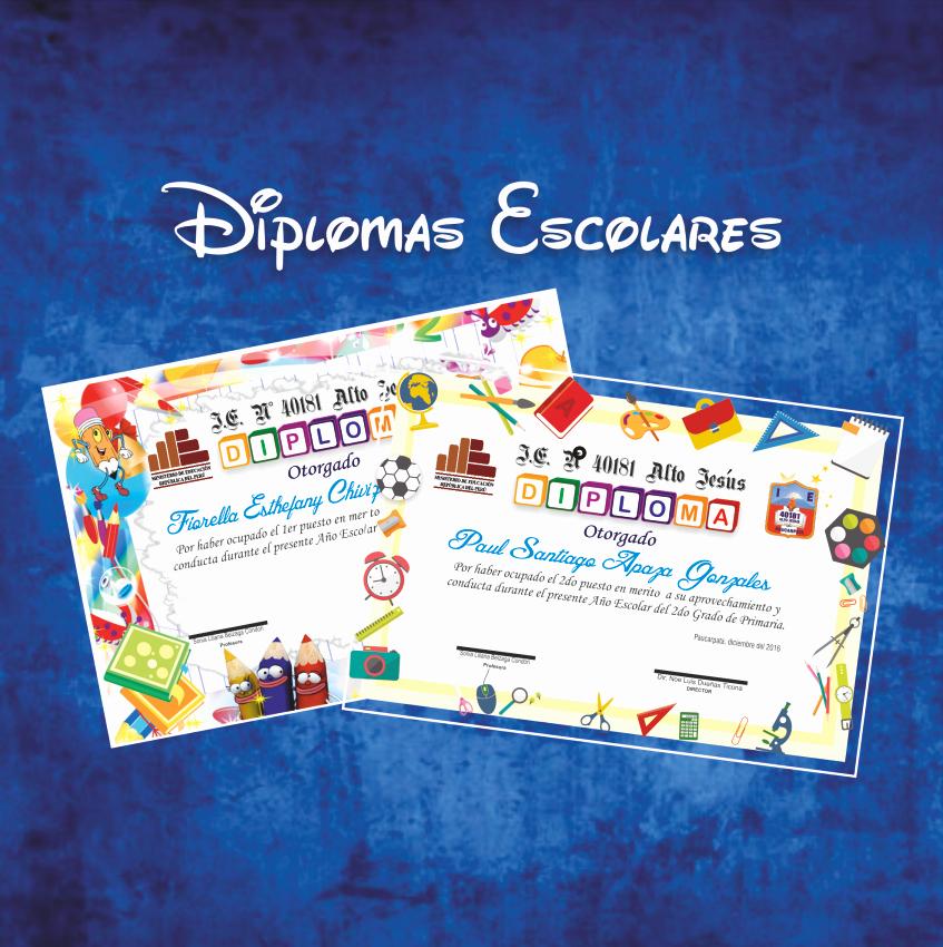 Diplomas Para Imprimir Y Editar Awesome Certificados Y Diplomas Para Editar E Imprimir Recursos