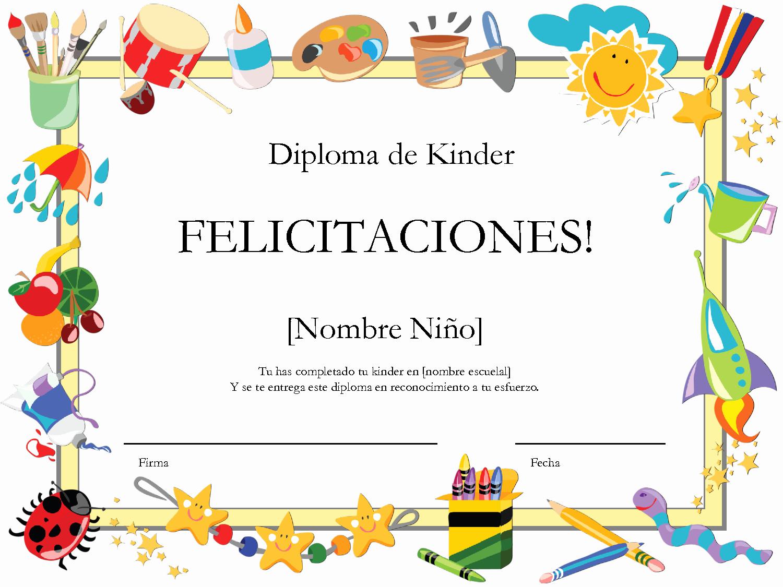 Diplomas Para Imprimir Y Editar Lovely Diploma De Honor Para Imprimir