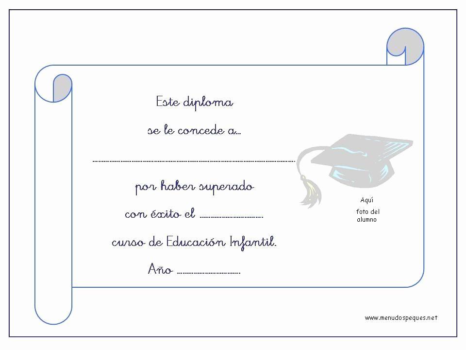 Diplomas Para Imprimir Y Editar Lovely Imágenes De Diplomas Para Imprimir