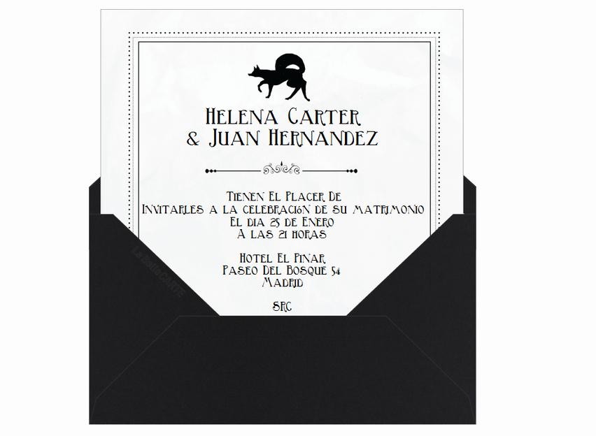Diseño De Tarjetas De Invitacion Awesome Invitaciones De Boda