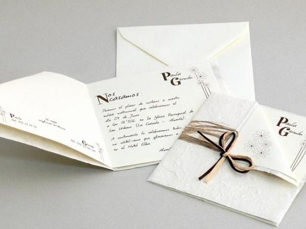 Diseño De Tarjetas De Invitacion Fresh Diseños De Invitaciones Rústicas Para Boda Con 11 Ejemplos