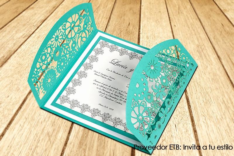 Diseño De Tarjetas De Invitacion Fresh Las Invitaciones Más Novedosas Para Tu Boda