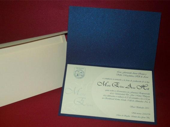 Diseño De Tarjetas De Invitacion Inspirational Tarjetas De Graduacion Universitaria