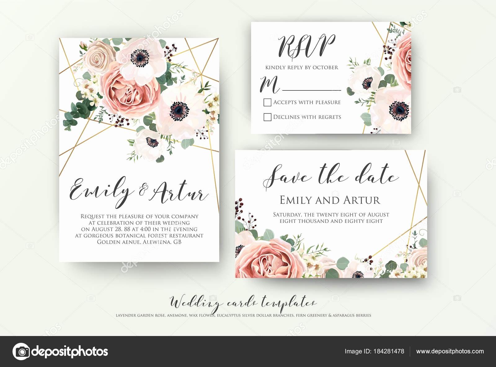 Diseño De Tarjetas De Invitacion Lovely Boda Tarjeta De Diseño