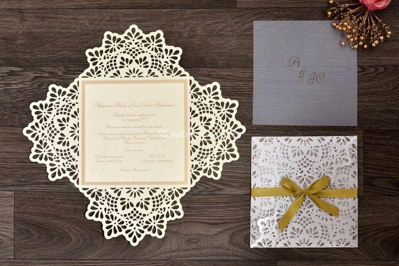 Diseño De Tarjetas De Invitacion Luxury Tarjetas Rasgo