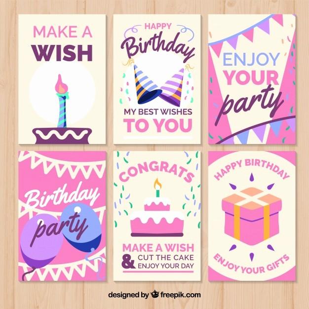 Diseños De Tarjetas De Cumpleaños Awesome Tarjetas De Cumpleaños Con Diseño Rosa