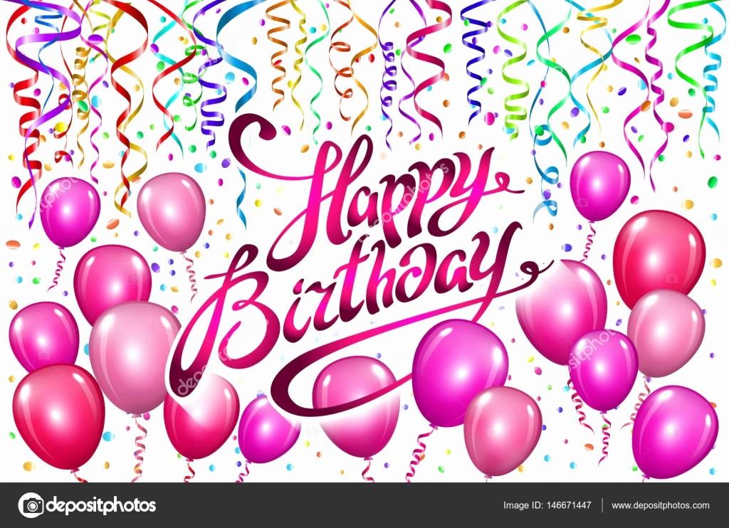 Diseños De Tarjetas De Cumpleaños Beautiful Feliz Cumpleaños Tipografa Vector El Diseño Para Tarjetas