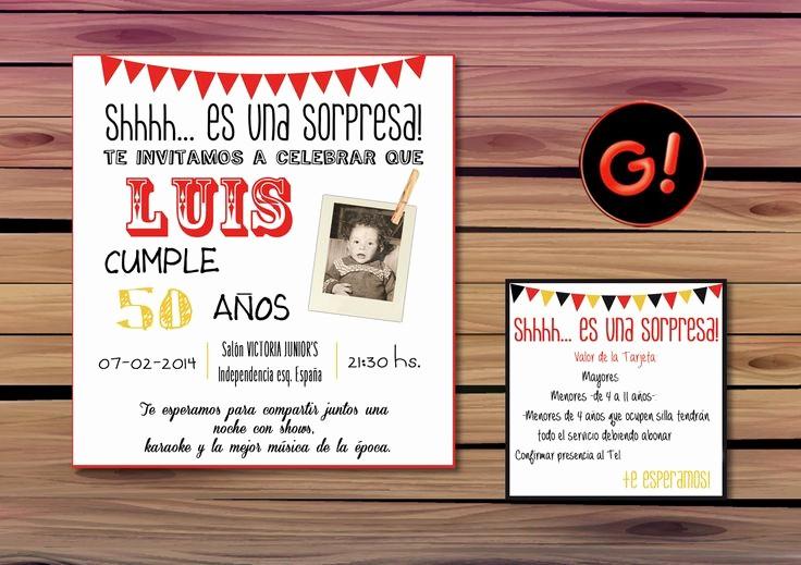 Diseños De Tarjetas De Cumpleaños Best Of Diseño De Tarjeta De Invitacion Para CumpleaÑos
