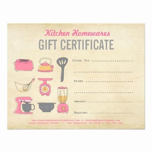 Diy Gift Certificate Template Free Lovely 1000 Images About Gift Voucher Ideas On Pinterest