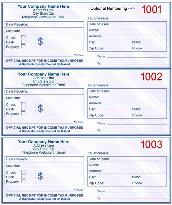Donation Receipt for Non Profit Best Of Template Donation Receipt