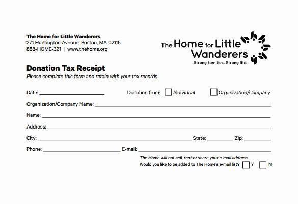 Donation Receipts for Tax Purposes Elegant 21 Church Donation Receipt Letter for Tax Purposes