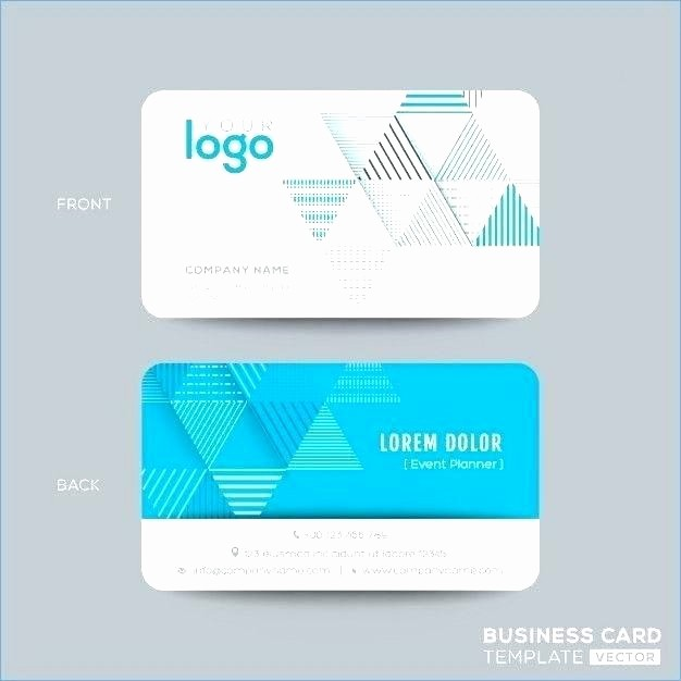 Double Sided Flash Card Template Fresh Name Tent Card Template Word Unique Double Sided Business