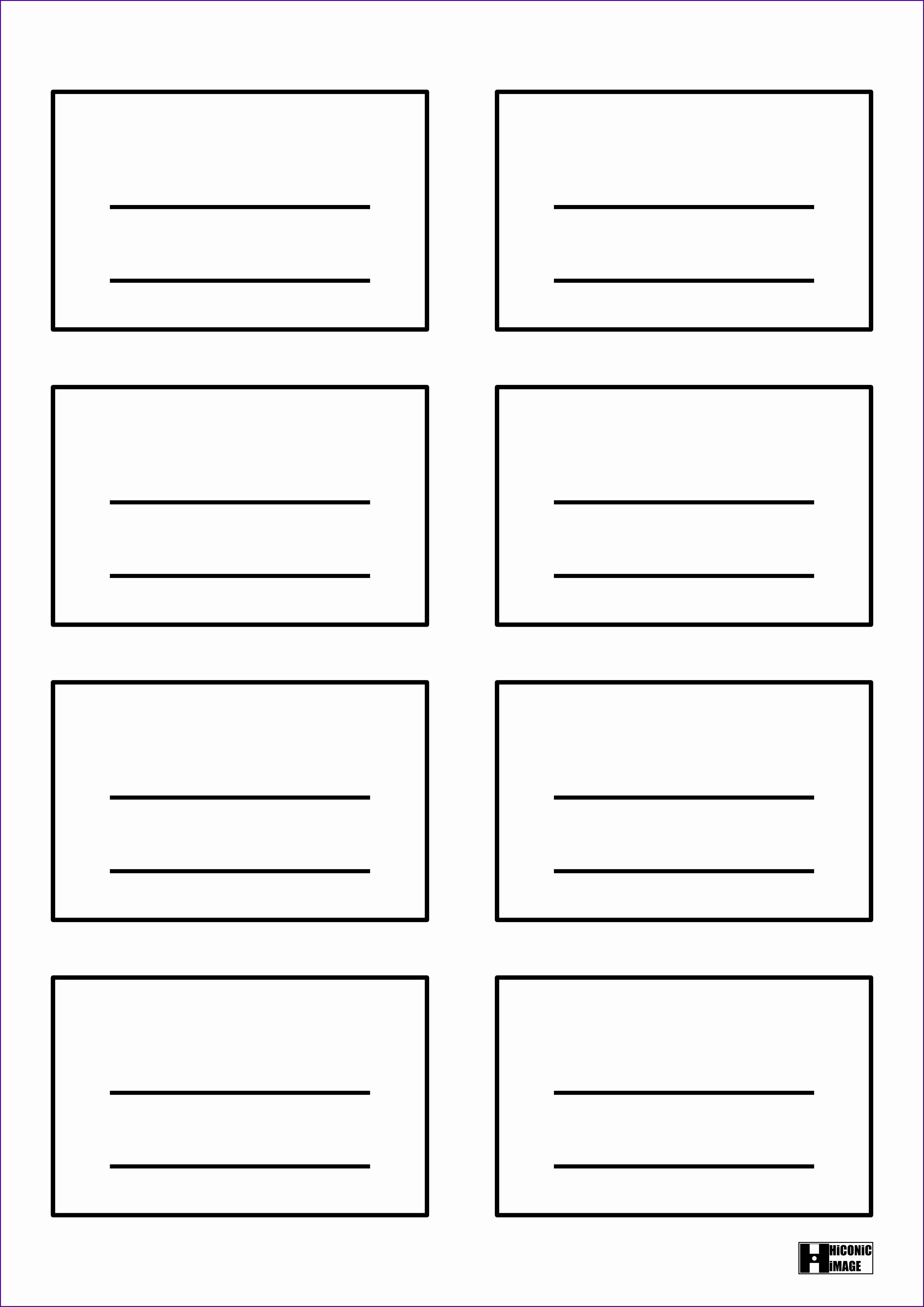 Double Sided Flash Card Template Luxury 8 Word Flash Card Template Tipstemplatess Tipstemplatess