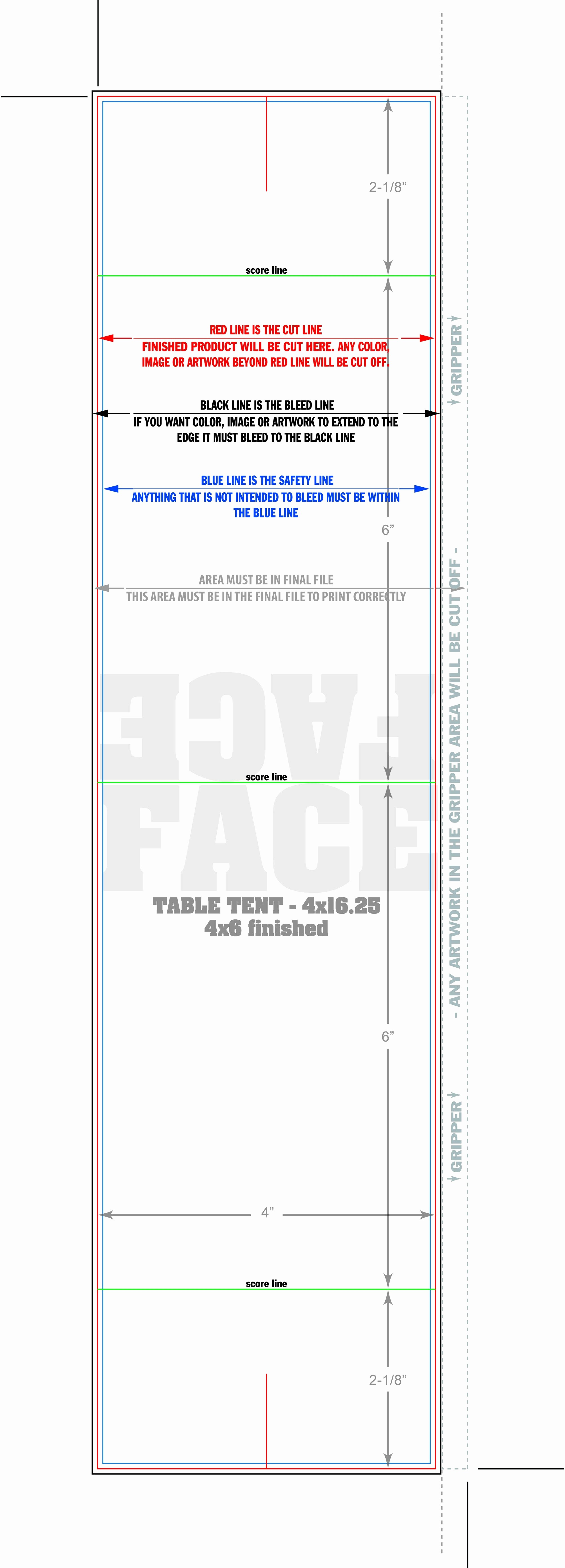 Double Sided Tent Card Template Elegant Table Tent Template