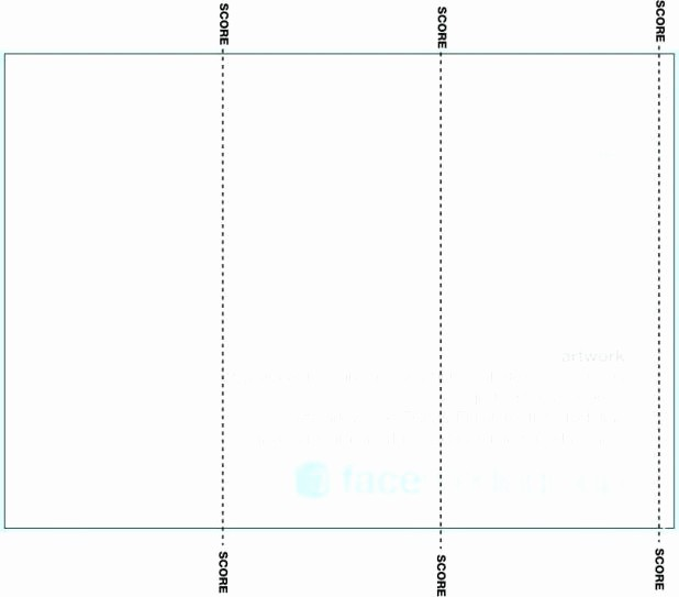 Double Sided Tent Card Template Fresh How to Make A Table Tent In Publisher