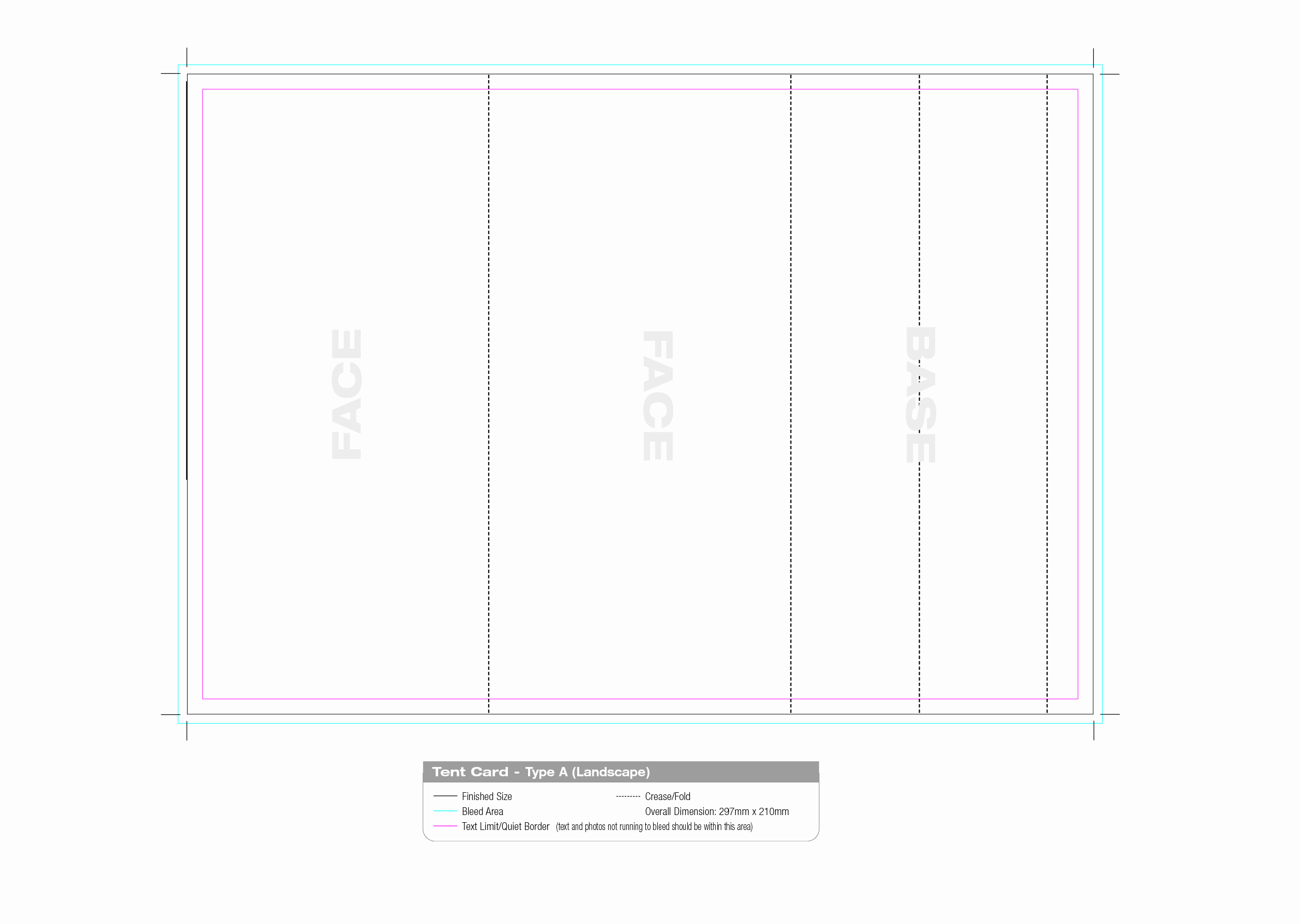 Double Sided Tent Card Template Inspirational Tent Card Template