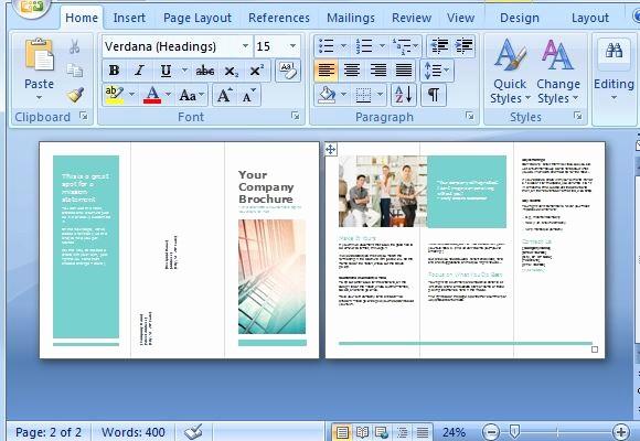 Download Brochure Templates for Word Elegant Printable Brochure Maker Renanlopes