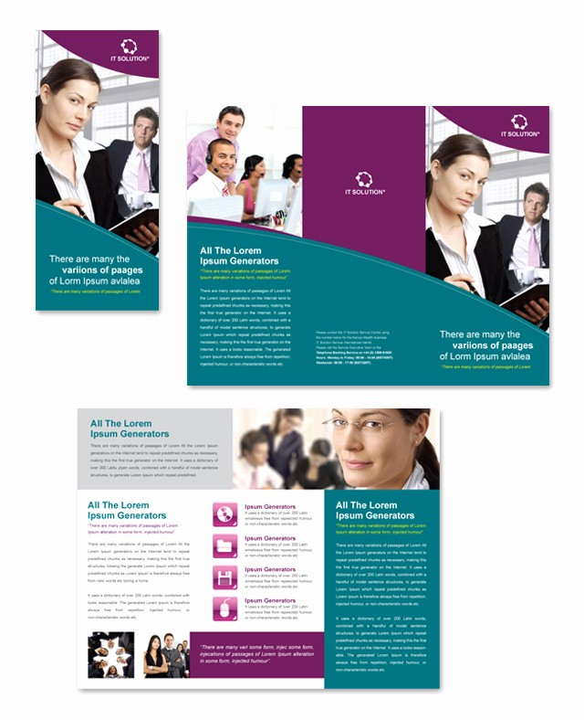 Download Brochure Templates for Word Lovely Microsoft Flyer Templates Free Download Yourweek