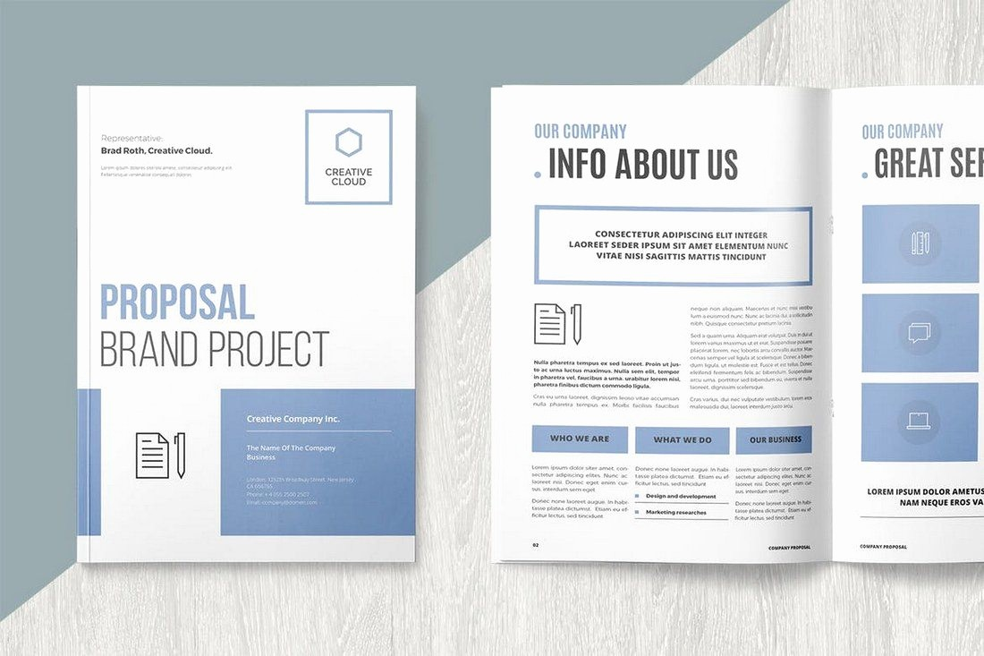 Download Brochure Templates for Word Unique 30 Best Microsoft Word Brochure Templates