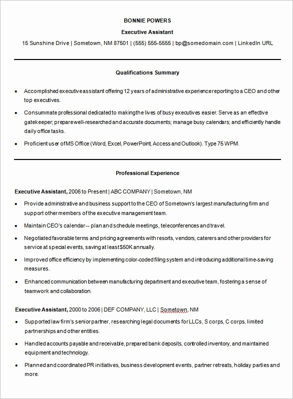 Download Microsoft Word Resume Template New 34 Microsoft Resume Templates Doc Pdf