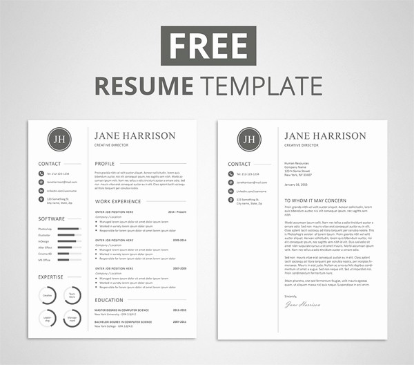 Download Ms Word Resume Template Best Of 20 Editable Resume Template Microsoft Word Download now
