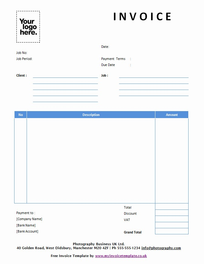 Downloadable Invoice Template for Mac Fresh Free Invoice Template for Mac Gallery Template Design Ideas