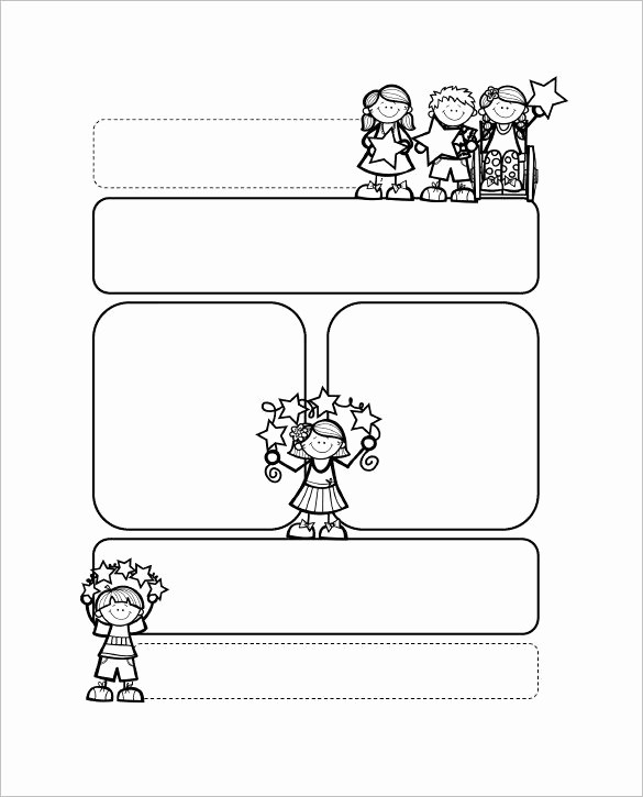 Downloadable Newsletter Templates for Word Beautiful 13 Printable Preschool Newsletter Templates – Free Word