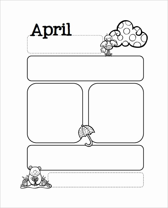 Downloadable Newsletter Templates for Word Beautiful 13 Printable Preschool Newsletter Templates Pdf Doc