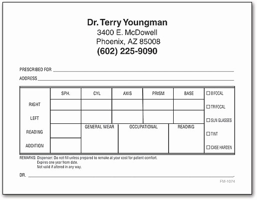 Drug Card Template Microsoft Word New Rx Prescription Pads