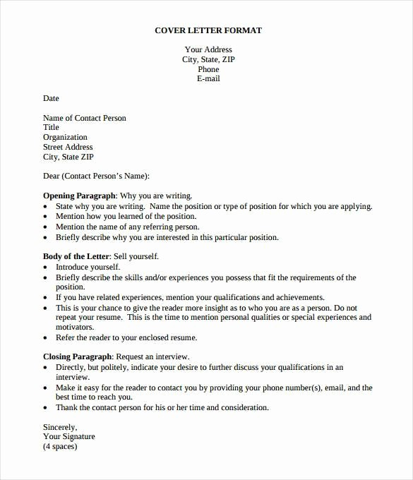 Easy Cover Letter for Resume Fresh Floridaframeandart
