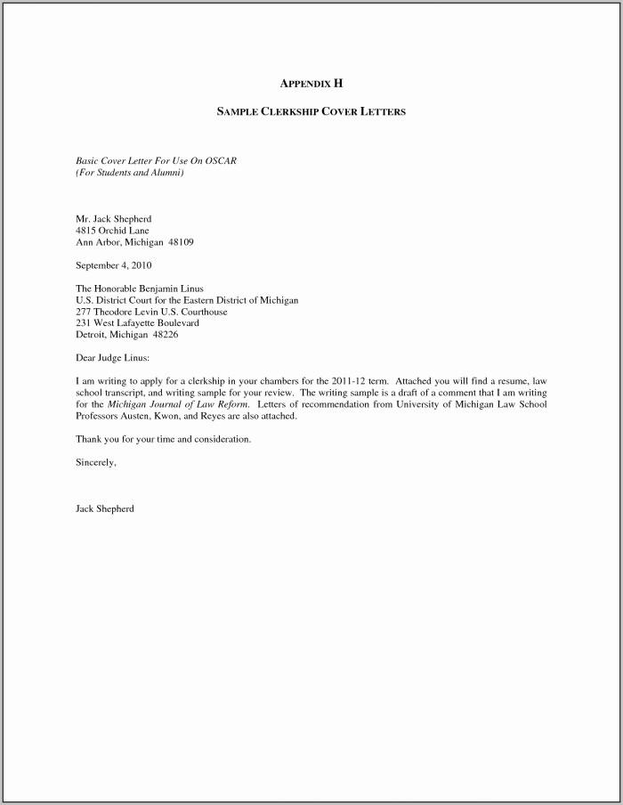 Easy Cover Letter for Resume Inspirational Sample Cover Letter for Job Application Doc Easy Resume