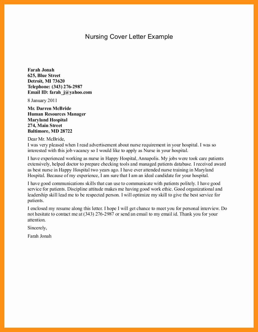 Easy Cover Letter for Resume New Cover Letter for Interview Day