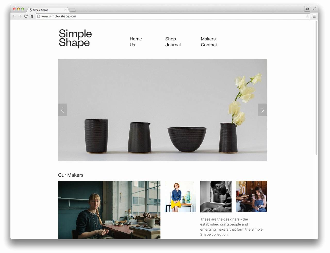 Easy P&l Template Beautiful 10 Well Designed Squarespace Merce Sites Design Milk