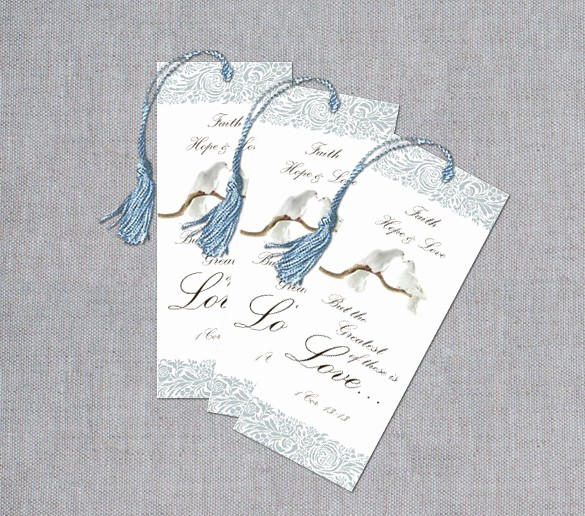 Easy P&l Template Elegant Wedding Bookmark Template – 95 Free Psd Ai Vector Eps