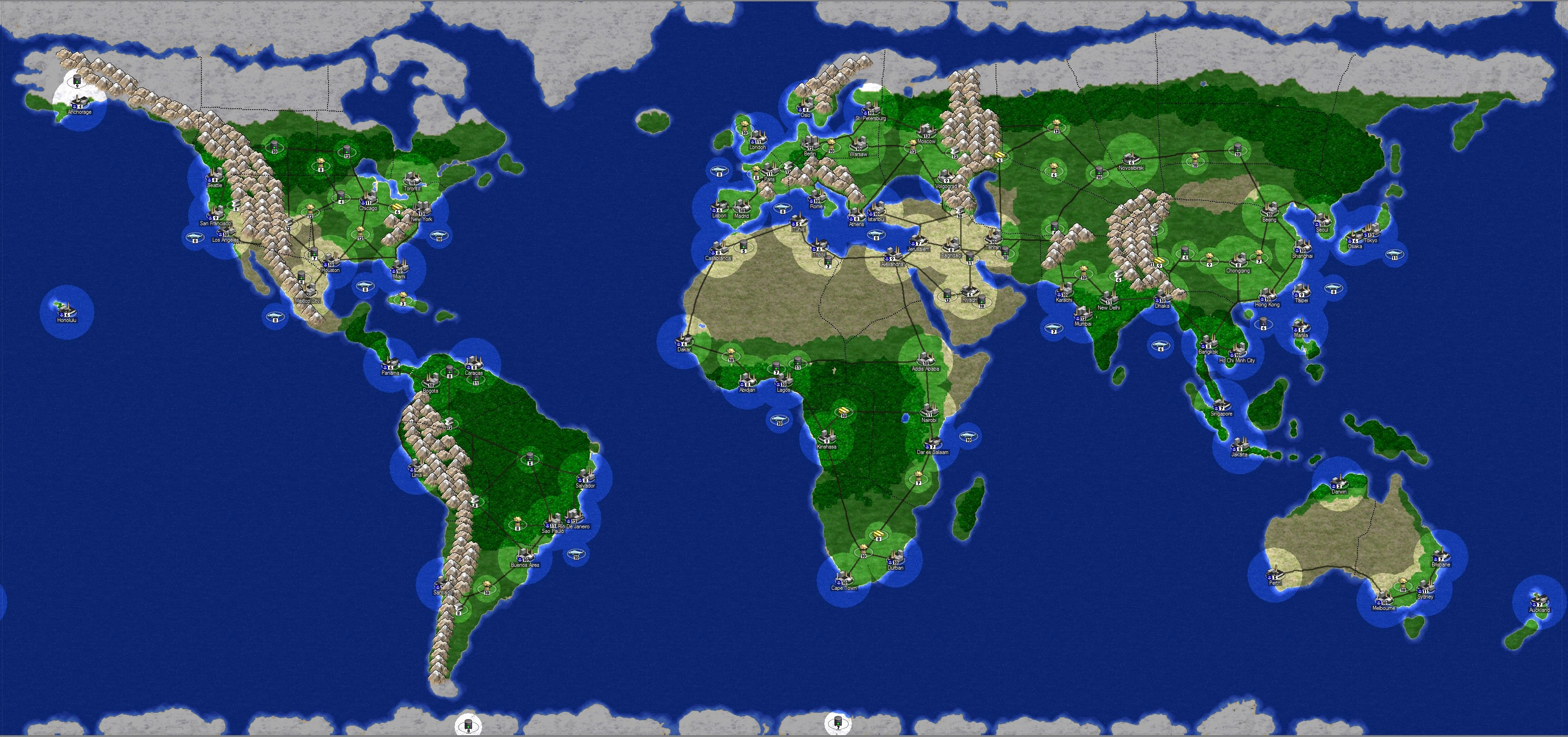 Edit Map Of the World Awesome Maps World Map Lines