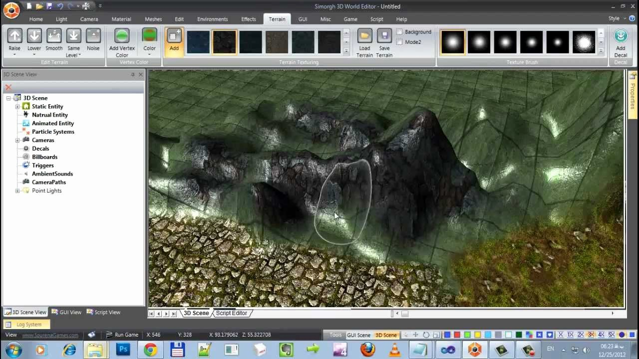 Edit Map Of the World Fresh Simorgh 3d World Editor Part1 Add&edit Textures Per Pixel