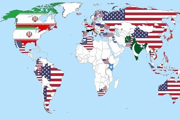 Edit Map Of the World Lovely 18 Maps that Will Change How You See the World