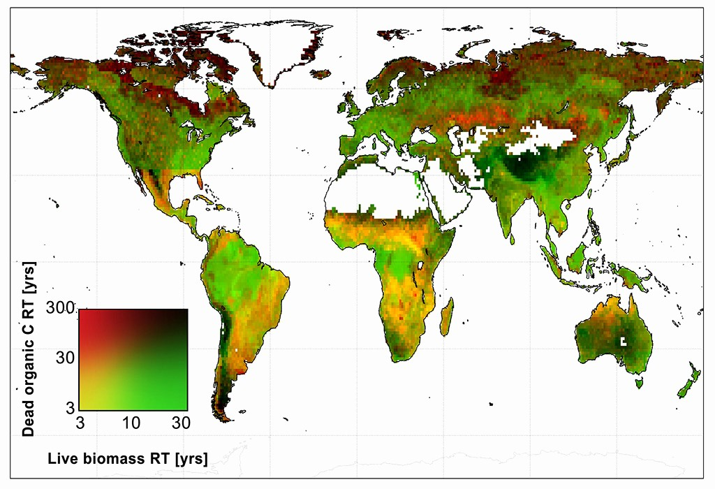 Edit Map Of the World Luxury Nasa Satellite Data Used to Create Maps to Predict Future